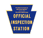 Pennsylvania Official Inspection Station
