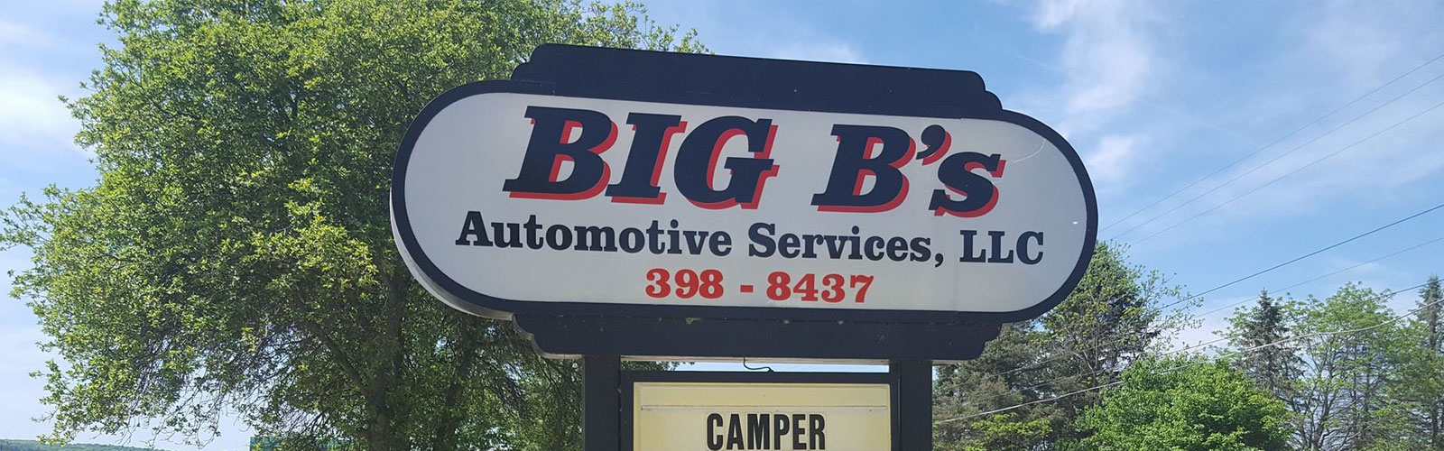 Big B's Automotive Services LLC